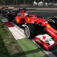 F1 2014 Austria's Spielberg Hot Lap Video