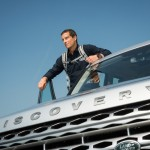 Bear Grylls Teams with Land Rover