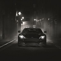 Aston Martin Vanquish Carbon Edition Pictures
