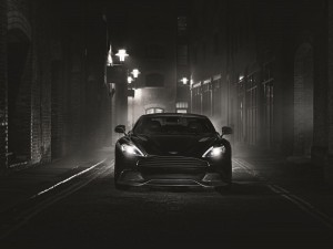 Picture of the 2015 Aston Martin Vanquish Carbon Edition Black