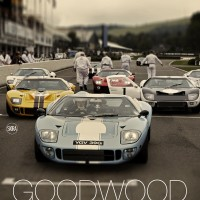 Celebrity Photographer Uli Weber Lauches New Goodwood Revival Book