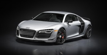 The Audi R8 Competition, Audi's fastest and most powerful production car ever built
