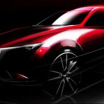 All-new Mazda CX-3 to be on display at Los Angeles Auto Show.