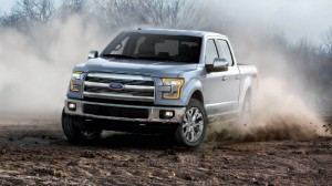 The Ford F-150, classed as the overall best buy for 2015