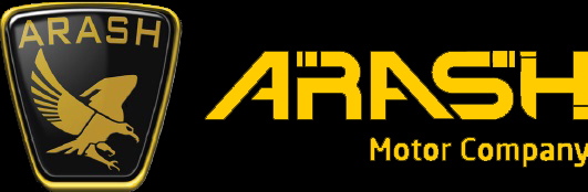 Arash automobile manufacturer logo