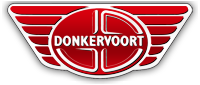 Car brands list Donkervoort logo