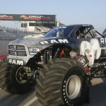 Monster Truck World Speed Record Broken By The Raminator