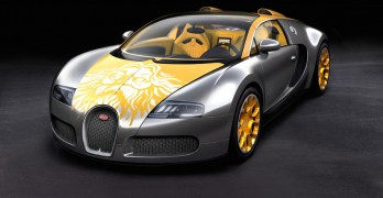 The Bijan Pakzad Bugatti Veyron Grand Sport