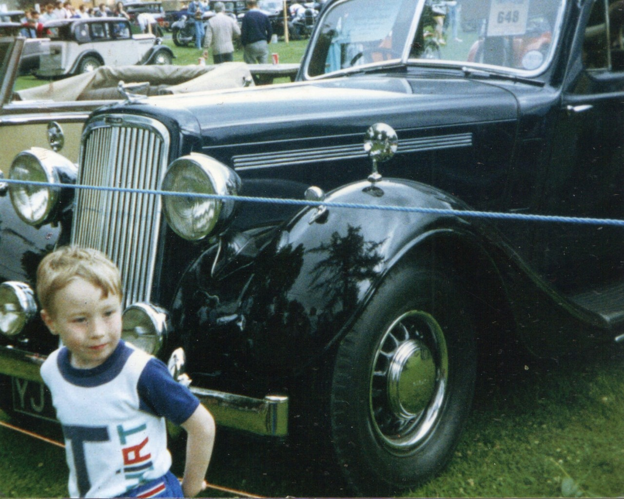 How Growing Up In A Workshop Started My Love Affair With Vintage Cars