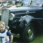Very Young Del & Vintage Humber
