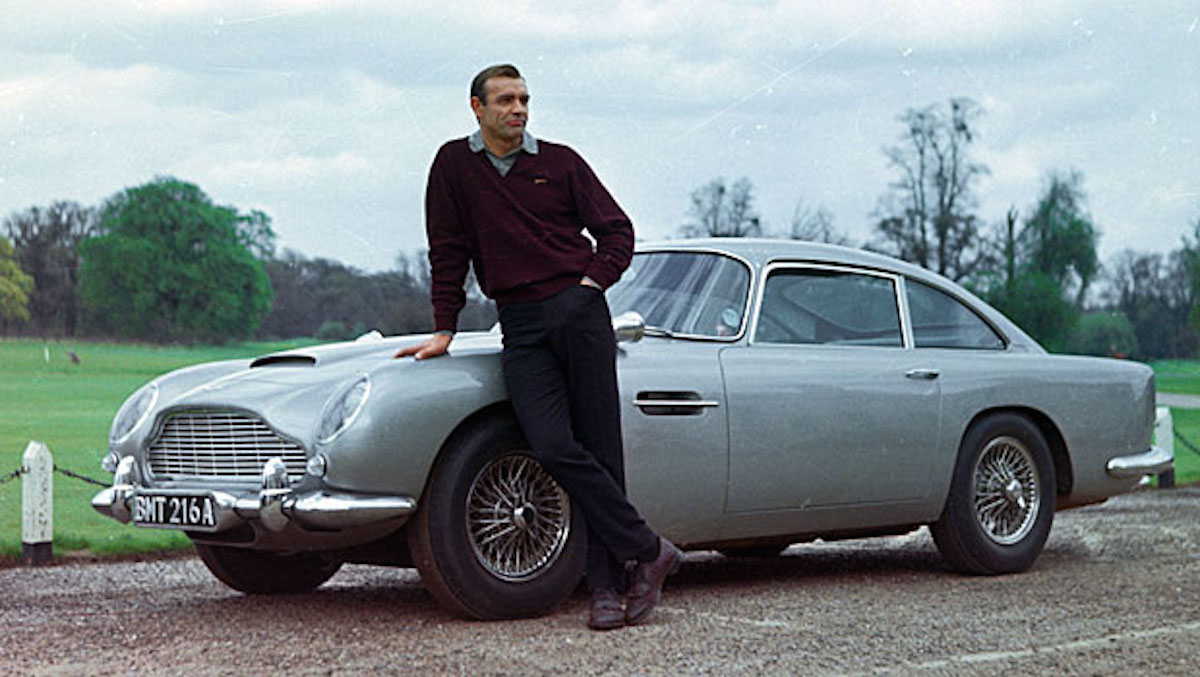 The 10 Best James Bond Cars of All Time