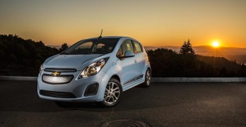 2015 Chevrolet Spark Electric Vehicle