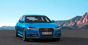 2016 Audi A6 priced from $46,200