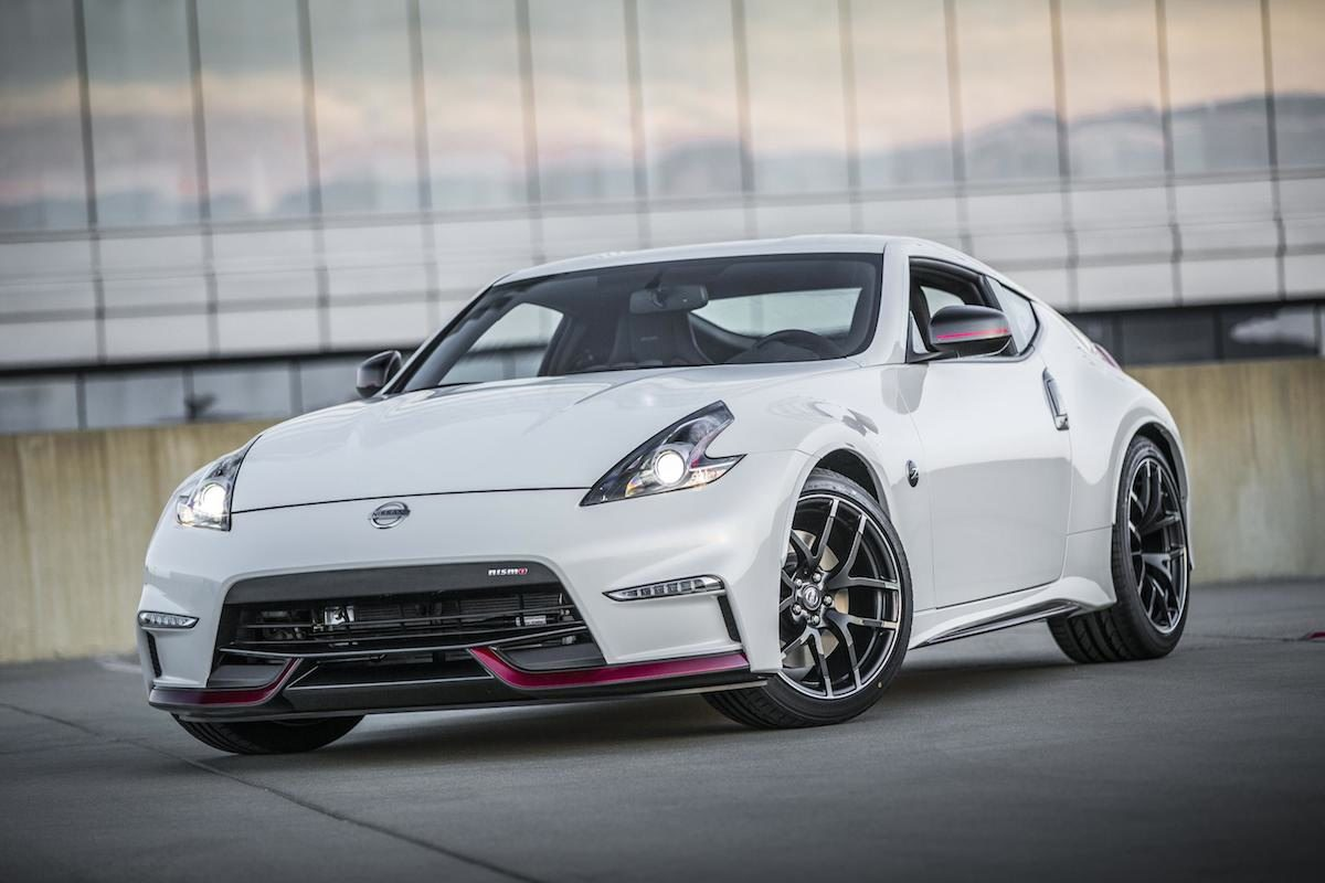 2016 nissan 370z price for nismo coupe and roadster. Black Bedroom Furniture Sets. Home Design Ideas