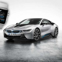 Heat Or Cool Your BMW i8 Using The Apple Watch
