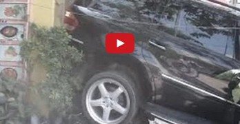 How not to park your SUV