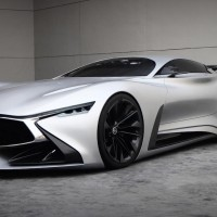 The Infiniti Vision GT Concept Is Mind-blowingly Cool In Real Life