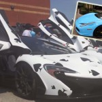 Deadmau5's McLaren P1 Wrap Is Pretty Bad. But At Least It's Not Nyan Cat