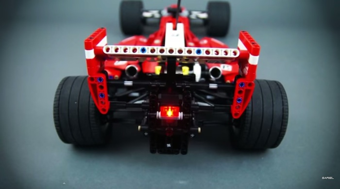 thought lego technic was for kids wait till you see this rc f1 car. Black Bedroom Furniture Sets. Home Design Ideas