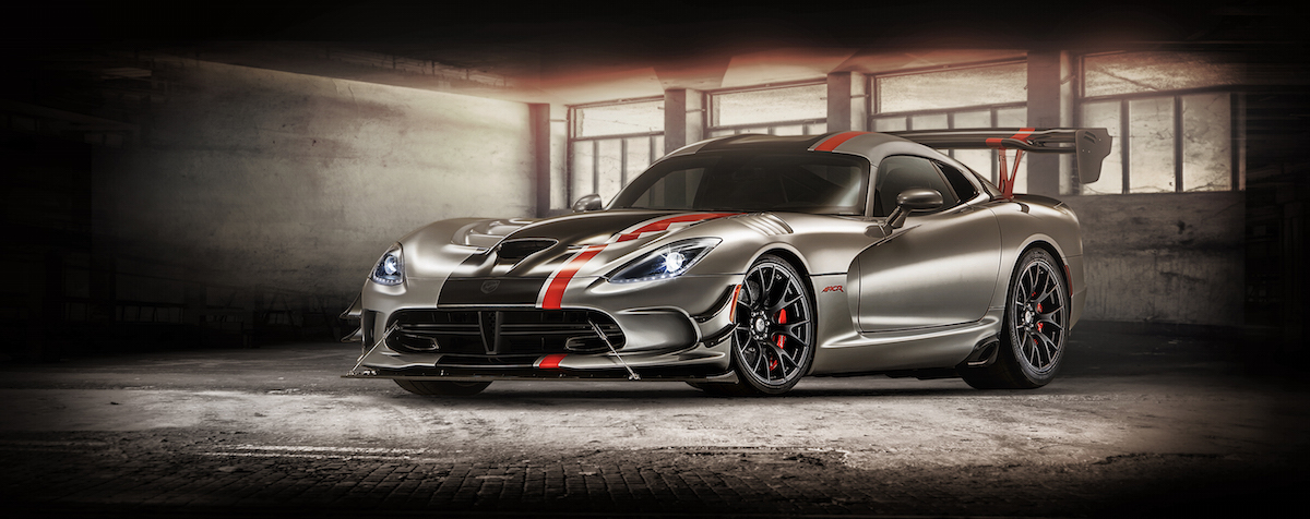 Amazing 2016 Dodge Viper ACR Pictures
