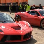 LaFerrari Vs Koenigsegg Agera and Ferrari 458 Speciale – awesome engine sounds