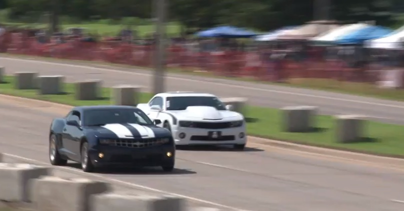 Great clip of legal street racing on Route 66