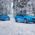 The 2016 model Volvo S60 and V60 Polestar editions