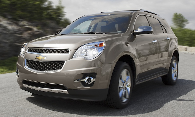 chevrolet equinox. Cars Review. Best American Auto & Cars Review
