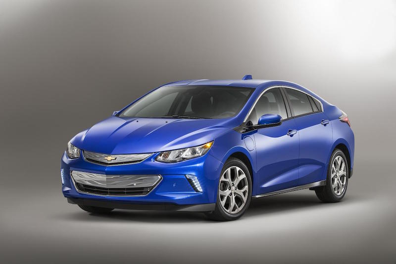 2016 Chevy Volt Range Boost: Save $1k A Year On Gas