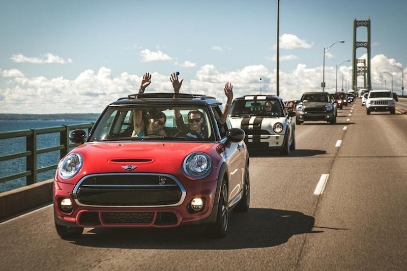 U.S. Record Broken At MINI On The Mack Event (PICTURES)