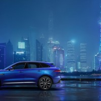 This Is Jaguar's New F-Pace Luxury SUV