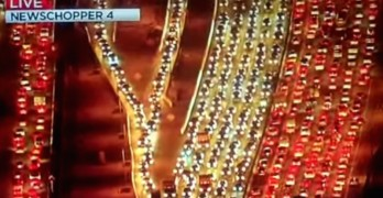 Thank your lucky stars you don't live in one of the cities with the worst traffic. Unless, of course, you do