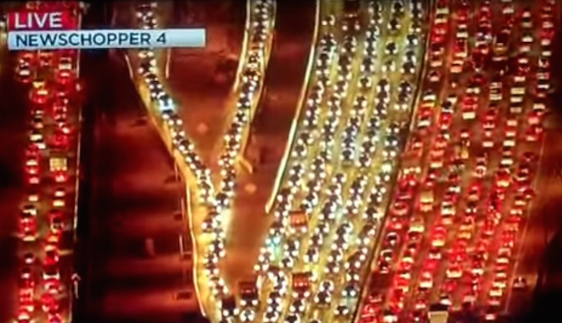 The 10 Cities With The Worst Traffic On The Planet