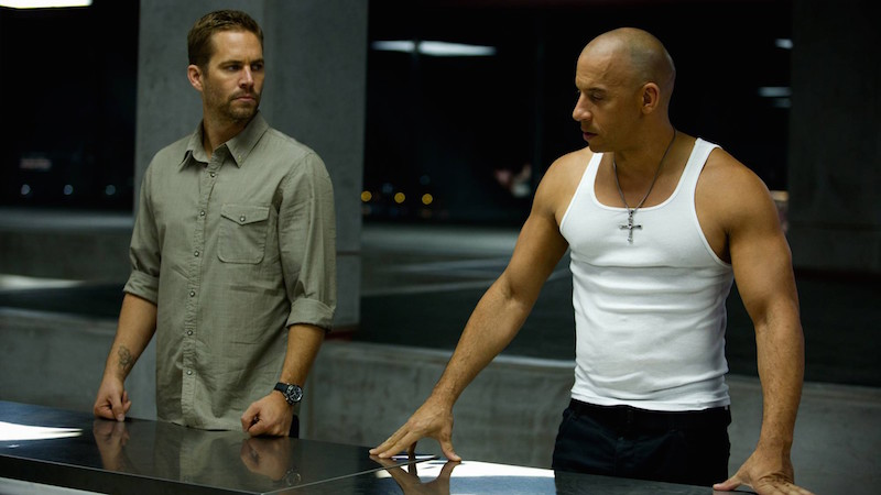 Vin Diesel Says Last Witch Hunter Role Helped Him Deal With Paul Walker's Death