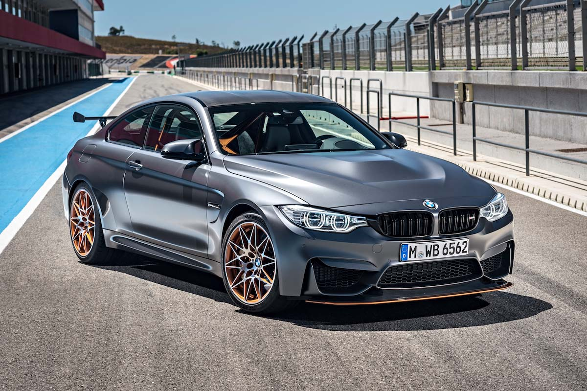 Is The 2016 BMW M4 GTS The Sexiest Thing On Four Wheels?