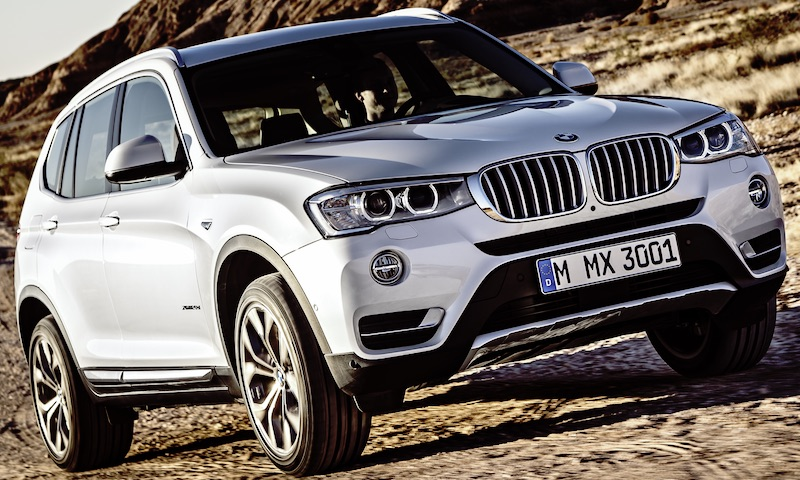 Beautiful 2016 BMW X3 Reviews  Autosaur