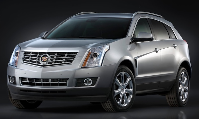 2016 cadillac srx features review specs price release date redesign. Black Bedroom Furniture Sets. Home Design Ideas