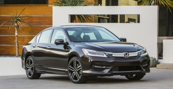 2016 Honda Accord Review Picture 1