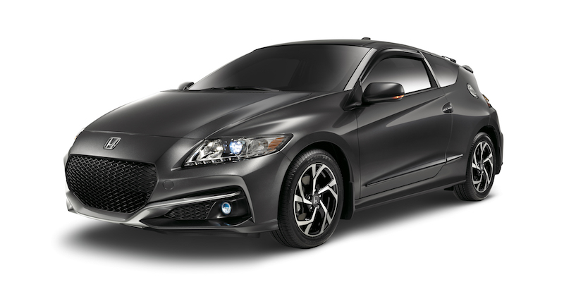 the 2016 honda cr z will be priced from 20 295. Black Bedroom Furniture Sets. Home Design Ideas