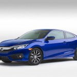 2016 Honda Civic Coupe 2