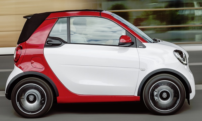 2016 Smart Fortwo Reviews