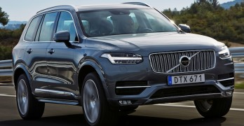 2016 Volvo XC90 Review Picture 1