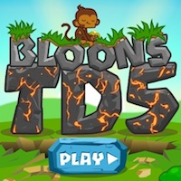 Bloons Tower Defense 5 logo