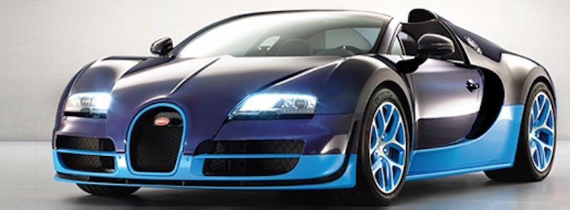 How to spell bugatti