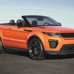 Range Rover Evoque Convertible featured