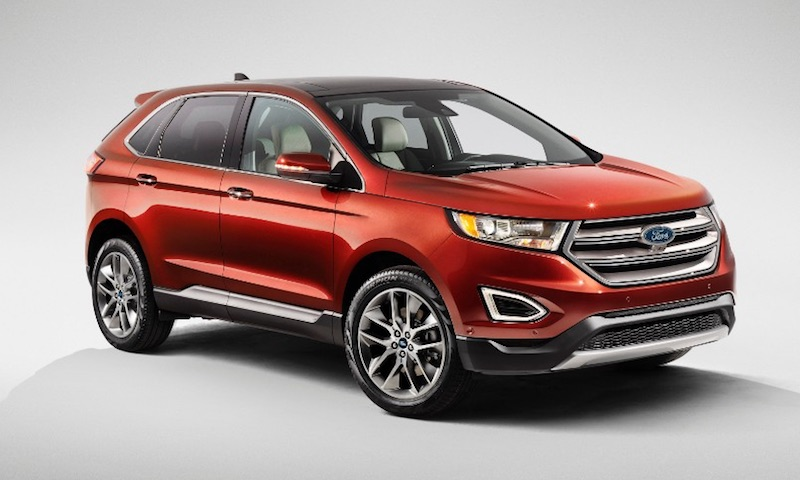 2016 Ford Edge Reviews