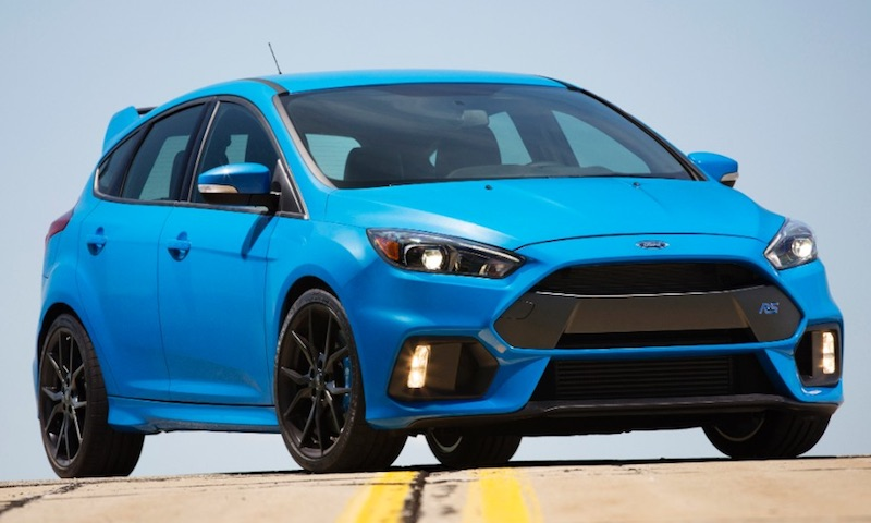 2016 Ford Focus Reviews