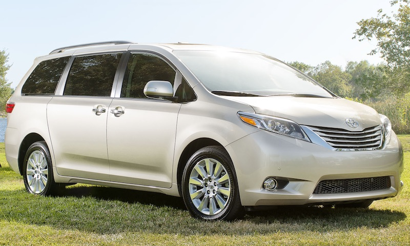 2016 toyota sienna quality review 2017 2018 best cars reviews. Black Bedroom Furniture Sets. Home Design Ideas