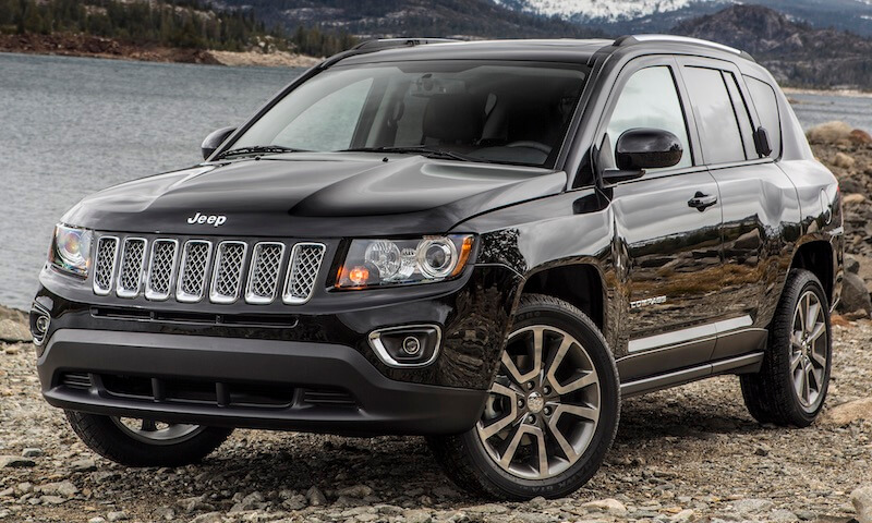 2016 jeep compass reviews autosaur. Cars Review. Best American Auto & Cars Review
