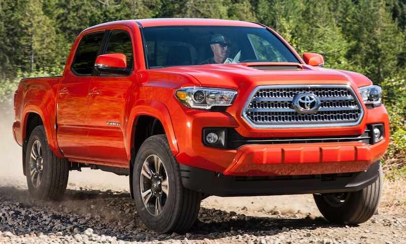 2016 toyota tacoma walkaround review. Black Bedroom Furniture Sets. Home Design Ideas